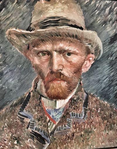 Vincent Van Gogh Vincent Van Gogh self portrait