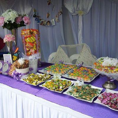 Sesiapa yg berminat untuk ada candy corner untuk any event, feel free to contact me. Hihihi.