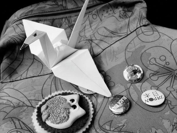 Origami Grulla Papiroflexia Nihongo Nihon Tsuru First Eyeem Photo