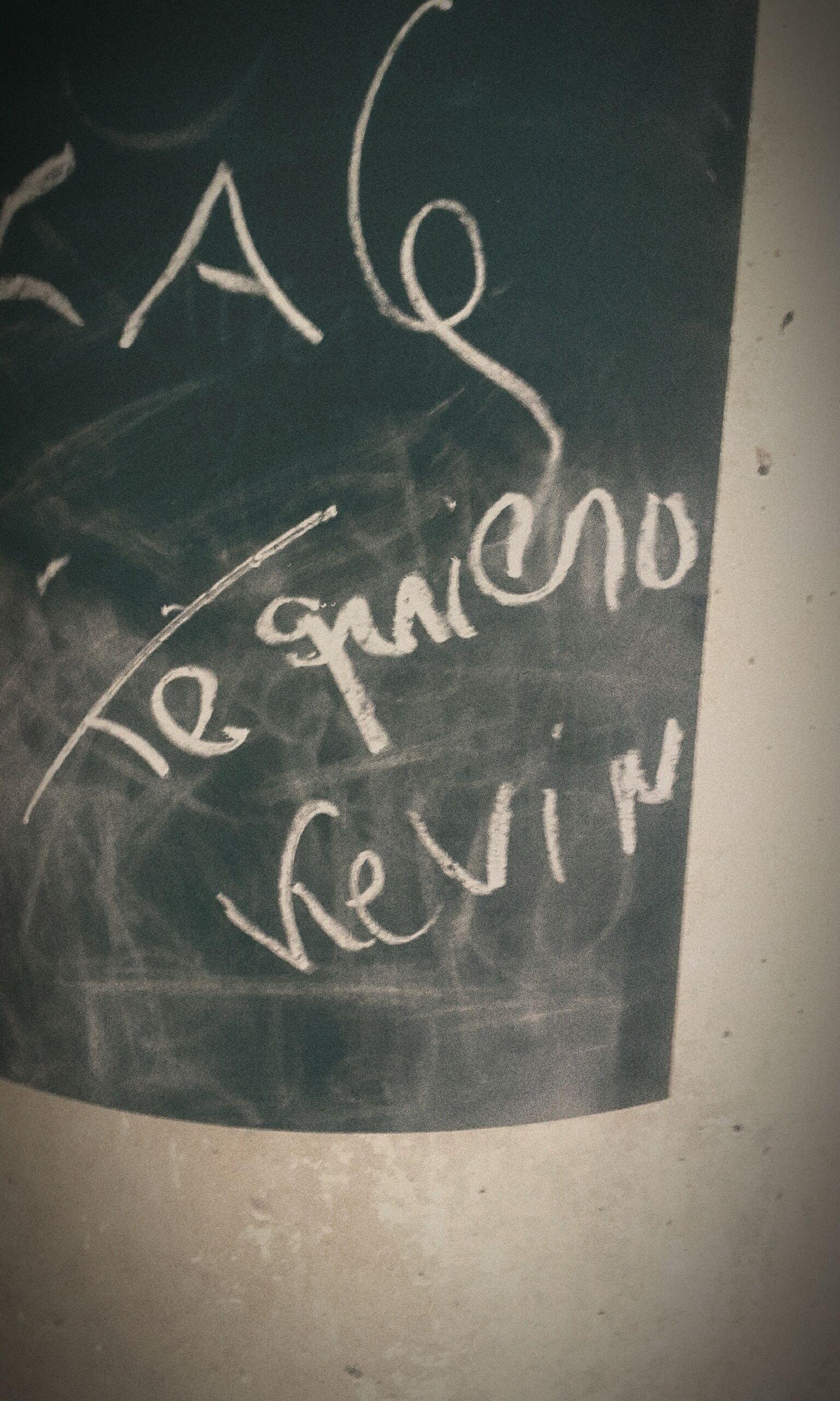 text, western script, communication, capital letter, message, close-up, information, indoors, handwriting, sign, art, non-western script, creativity, guidance, love, paper, graffiti, number, heart shape, symbol