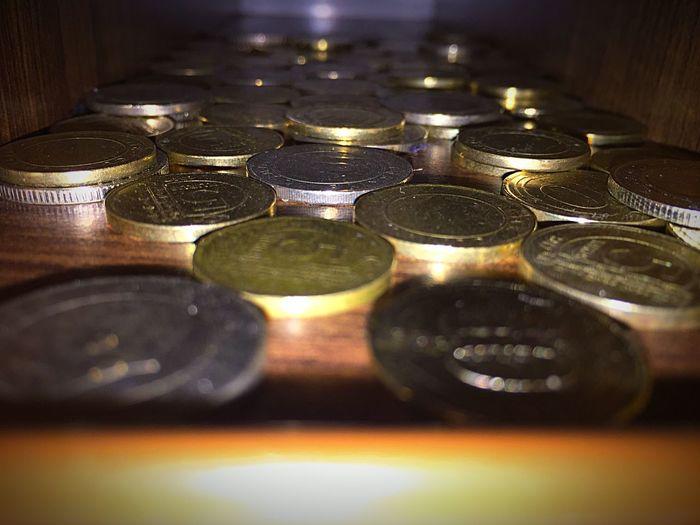 Money Indoors