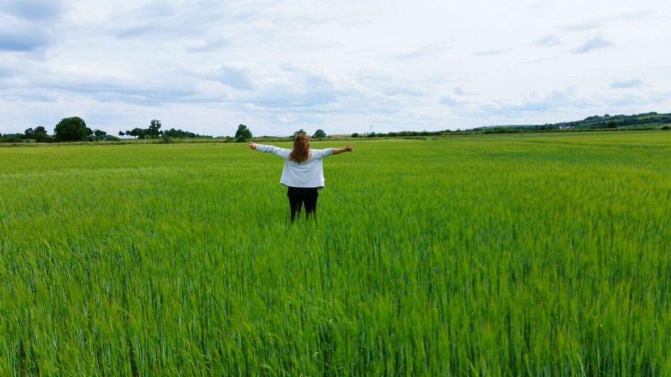 Freiheit Genießen Natur