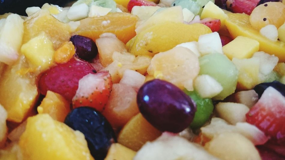 Food And Drink Food Fruit Food And Drink Fruit Food Freshness Indoors  Close-up Blueberry Ready-to-eat Full Frame Fruit Salad Large Group Of Objects Abundance Temptation Indulgence Multi Colored Red Dessert Vibrant Color Meal FRUIT SALAD!! YUMMY YUMMY  Fruit Salat