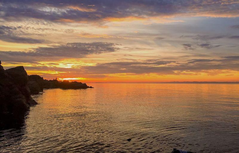 Showcase: November Beach Iphone 6 Scotland Sunrise_sunsets_aroundworld