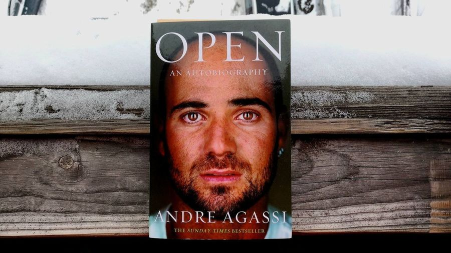 'Advantage, service, fault, break, love, the basic elements of tennis are those of everyday existence, because every match is a life in miniature' - Andre Agassi Autobiography Goals Legendary Life Tennis Wisdom Andreagassi Inspiration Legacy