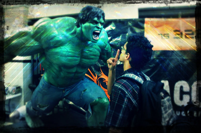 Things That Are Green Hulk Marvel Comics