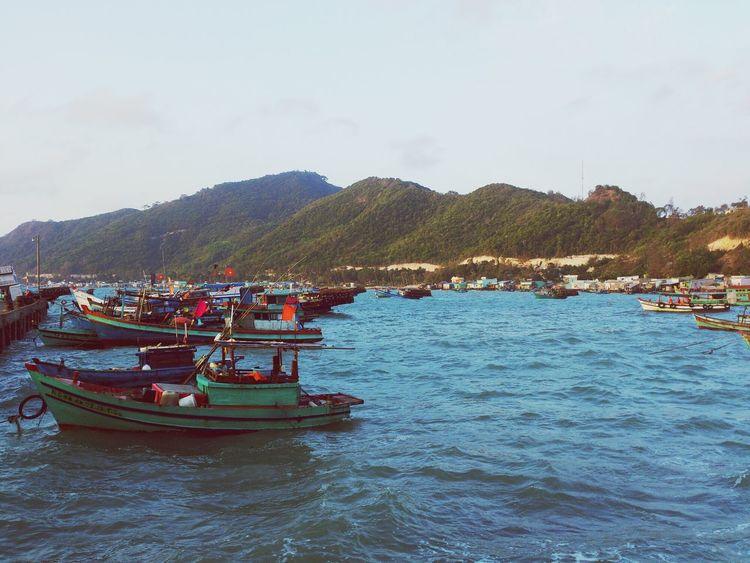 Nam Du Viet Nam Scenery Shots Tourist Attraction  Water_Collection,
