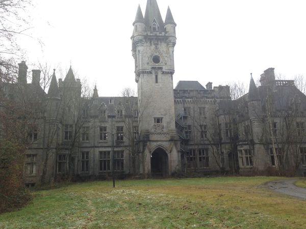 Castle Castels Old Castle