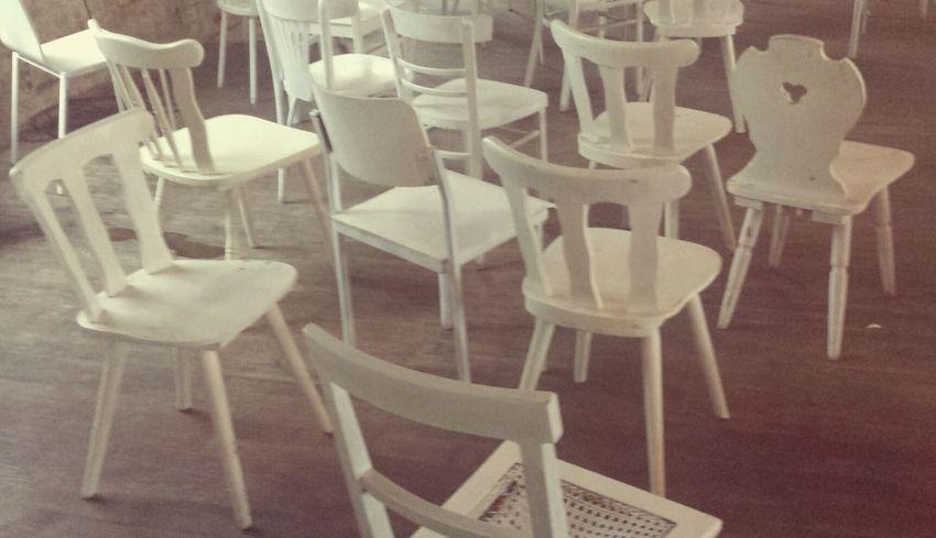 Arrived @ The 2014 EyeEm Festival & Awards Tadaa Community Urban Escape ? Chairs