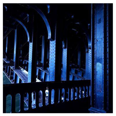 Architecture No People Built Structure Close-up Paris, France  Paris Fujinon 60mm Seine River Parisian Seine Bridge Bridgesaroundtheworld Blue