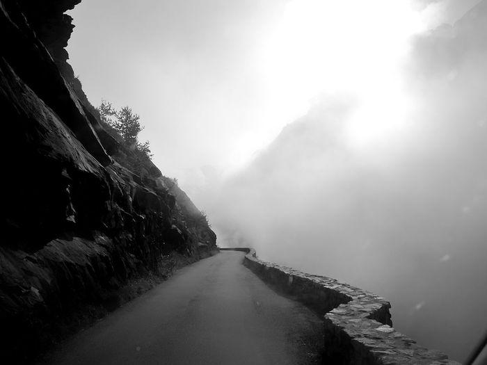 B&w Summer Road Tripping Blackandwhite Blackandwhite Photography Black & White Water Sky