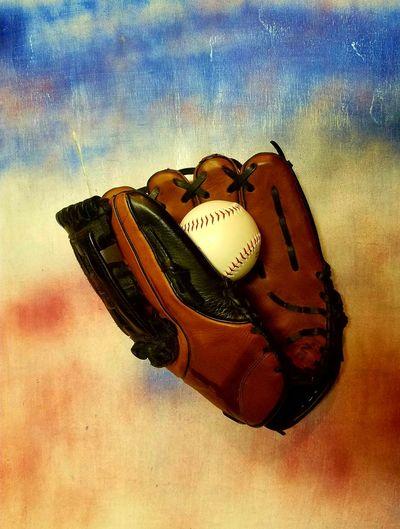 Glove Baseball Baseball ⚾ Baseball Is Life Glove And Ball Check This Out Boys Of Summer Fine Art Photography Enjoying Life BaseballDaysAreHere
