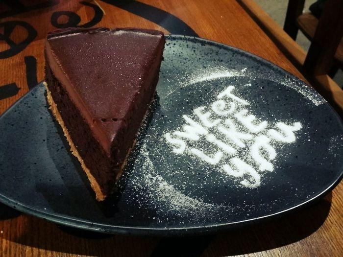 Sweetdesert Sweet Food Eating Cake Cake