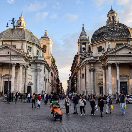 Piazza del Popolo, Rome Piazza Del Popolo Rome Italy Earth Trek Travel Photography Travelblogger Showcase March Streetphotography Traveling Fine Art Photography