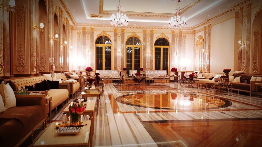 Royal Royalty Palaces Architectural Column Reception Hall Palace Marble Floor Reflections Marble Royal Palace Marble Floor Wall Design And Art Marble Floors Chandelier Light Chandelier Crystals ART PAINTING Luxury Architecture Baroque Style Chandelier Hanging Light Fresco Renaissance Ceiling Crystal The Architect - 2018 EyeEm Awards