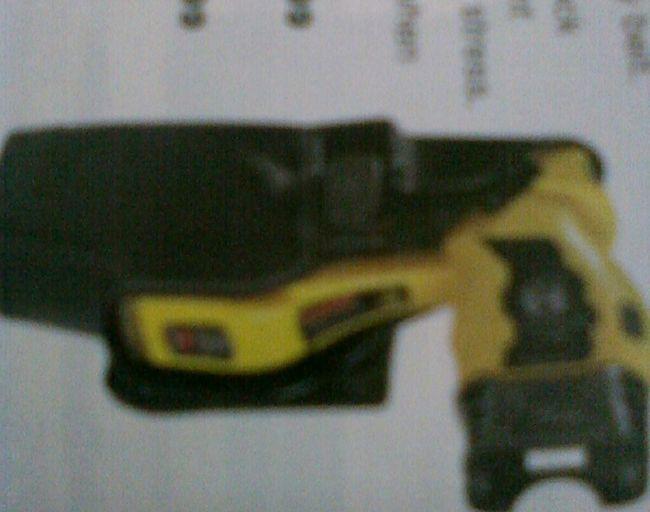 x26 tazer gun