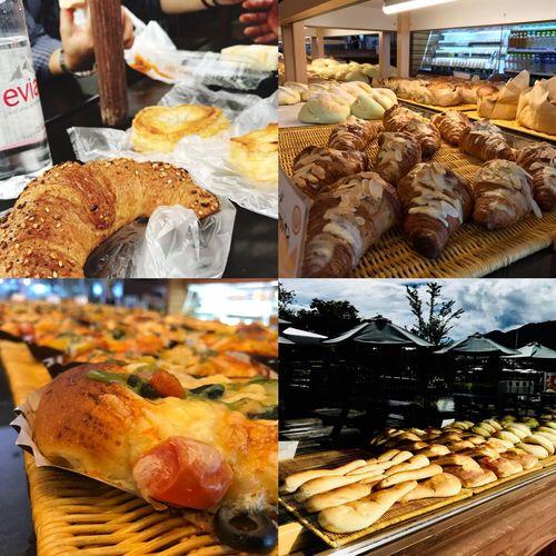 群馬県利根郡川場村 田園プラザ川場にて😊👍 IPhoneography Breadlove Food And Drink Food Sweet Food