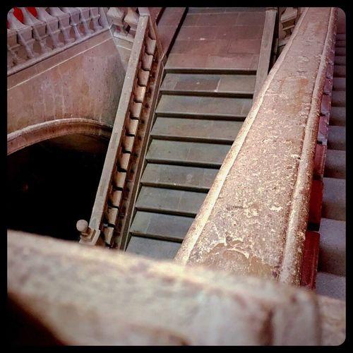 Escaleras Ritmos Museum Mexico City