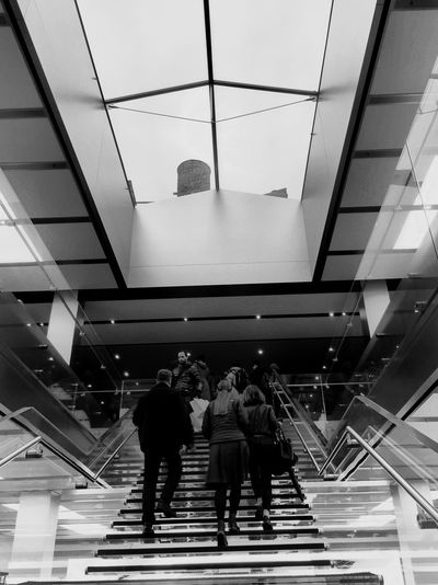stairs Stairways Applestore IPhoneography