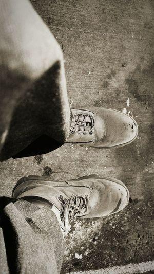 Work Flow Work Boots Worn In LEVIS™