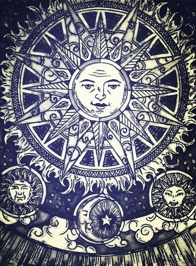 Orbits Sun