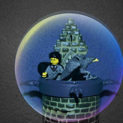 Aún guardo mis juguetes 😆 Diadelnino LEGO Harrypotter Weareyoung