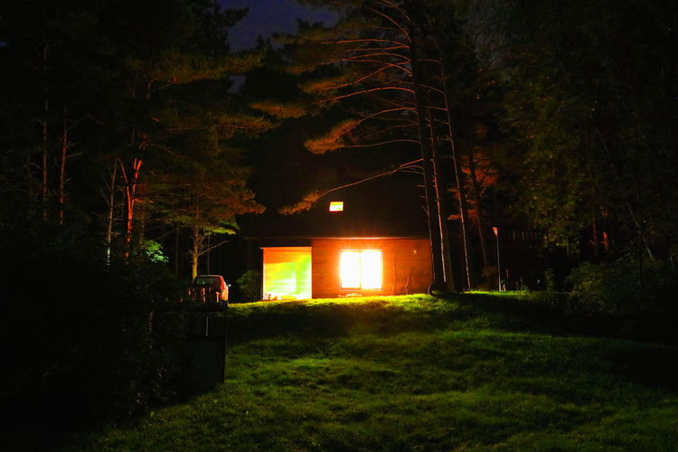 Country House Dark Forest Forest Photography House Live In Woods Nature Night Ligths Nightphotography Outdoors Tree Trees And Nature