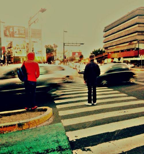 Streetphoto_bw Traffic Simplicity
