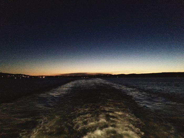 Sunrise Nature Sea Water Landscape EyeEm Nature Lover EyeEm Best Shots sunrise in oslofjord