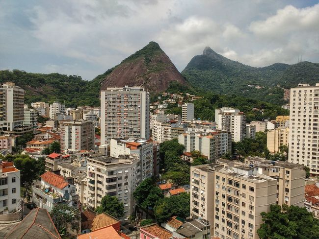 Cloud - Sky Skyscraper City Urban Skyline Building Exterior No People Architecture Mountain Outdoors Sky Cityscape Day Tropical HDR Clouds And Sky Brazilian Mountains High Definition Travel Destinations Corcovado Tijuca Forest Panoramic Cityscape Backgrounds Neighborhood Map