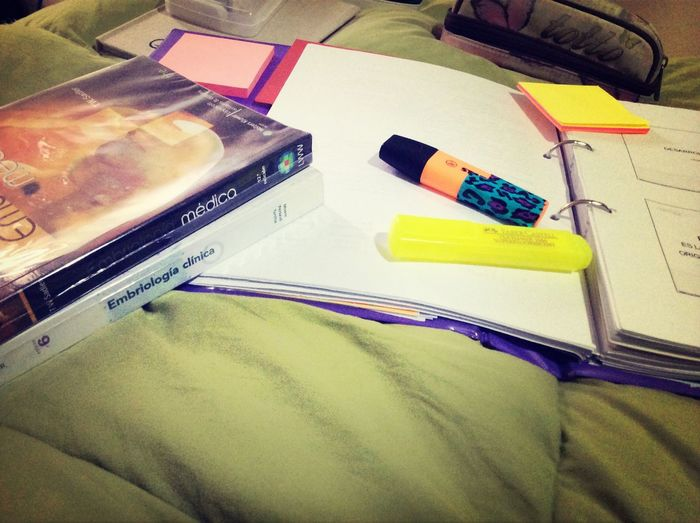 Estudiando a full Embrio!! Alabicadilenica Medical Student <33