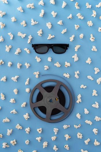 Popcorn, 3D