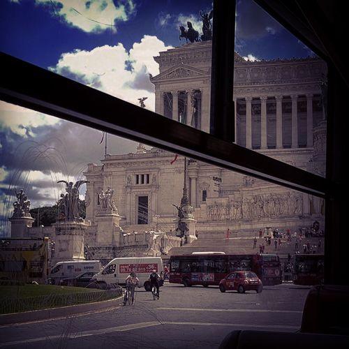 Windows Roma
