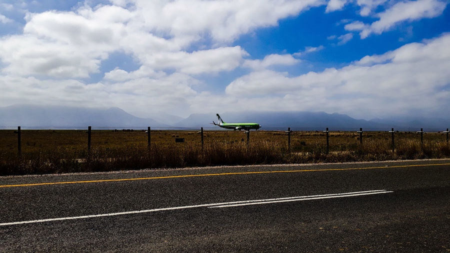 Airplane EyeEm Selects Tavel Airplane TakeOff Boeing Kulula Winglets Blue Boeing737 Open