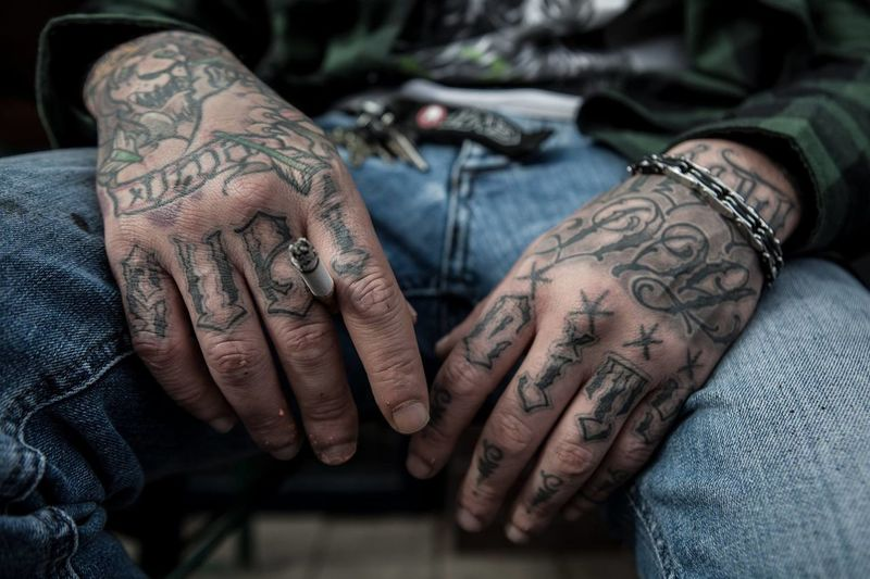 Tattoo Discrimination EyeEm EyeEm Best Shots EyeEm Gallery EyeEmNewHere Art Close-up Cultures Hand Human Body Part Human Hand Lifestyles Men People Real People Tattoo