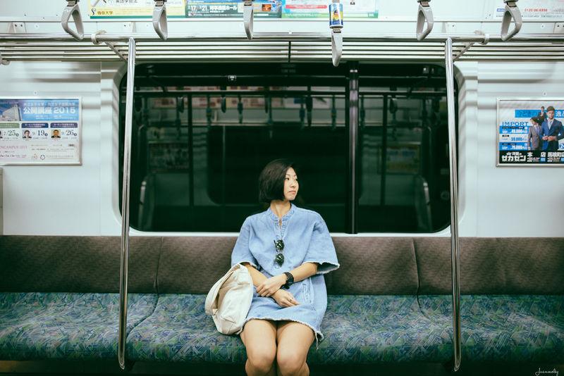 Japan Train Metro Tokyo