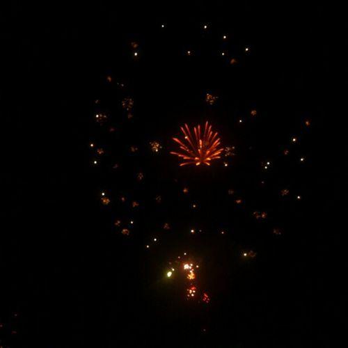 Fireworks Carupano Carnavales2013