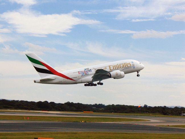 Planespotting Planes Fly Emirates