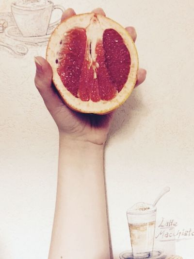Second Part Grapefruit Like A Tumblr