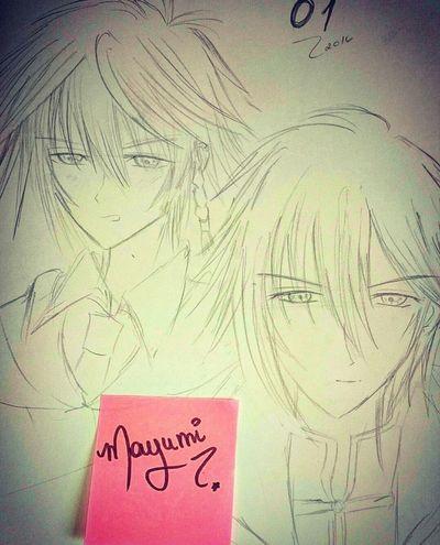 Draw number 1 of 2016 Fanart Original Art Original Characters Anime Animeboy Draw Drawing Art Sketch