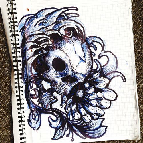 Tattooshop Traditionaltattooflash Traditionaltattoo Tattooflash Art, Drawing, Creativity Traditional Flash Drawing Tieumdekotattoo Tattooartist  Tattoo ❤ Tattoos Design Tattoo Tieumdeko Japanese  Skull Skulls Draw Oldschool