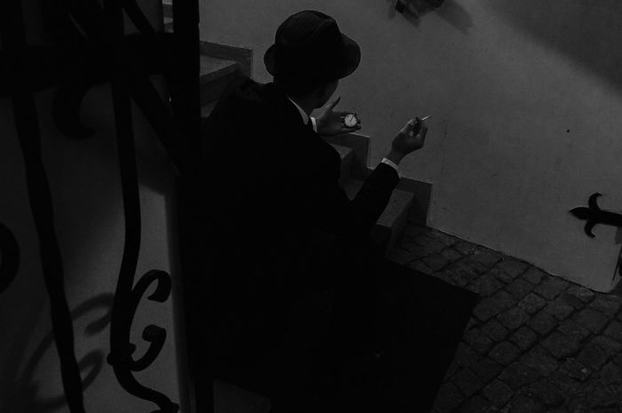 Peaky Blinders Cillian Murphy One Person Me Photography Cigarette  Time Clock Old-fashioned Old Buildings
