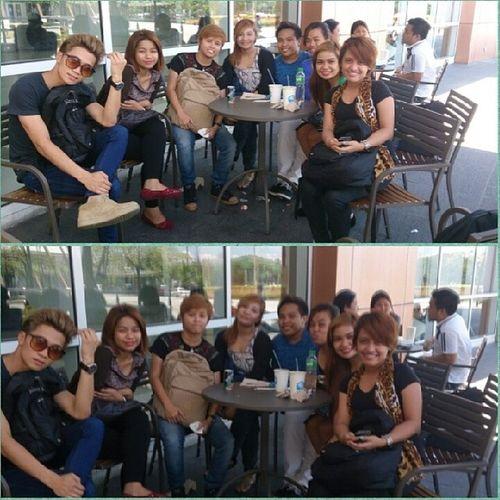 Day 011: craziest team mates ever! 100happydays 100happydayschallange Day011 Teamkalibo teamcamsur teammates crazy