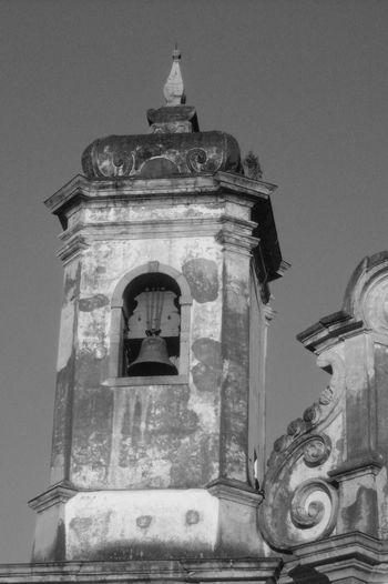 Catedral Pernambuco Brasil Preto & Branco