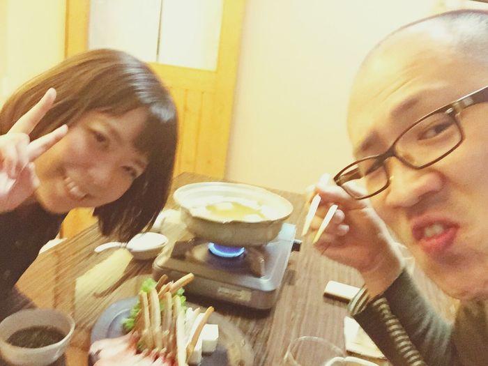 蟹しゃぶ食べたよ Hokkaido Kutchan Niseko 佐藤