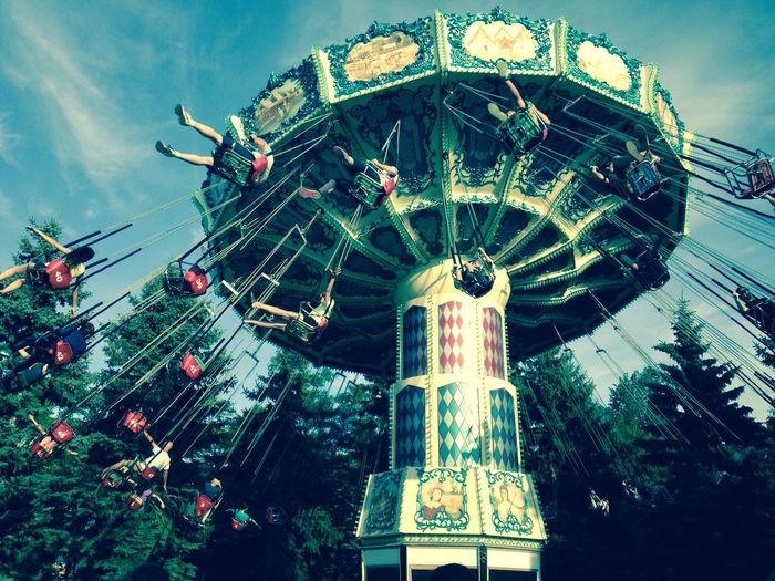 Faces Of Summer Carousel Dreams
