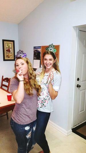 Bestfriends Newyears Party Girls