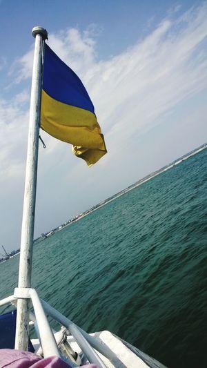 Relaxing Одесса-мама одесса ялюблюодессу Море катер Украина♥ Прапор отдых