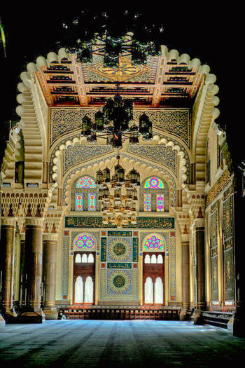 Architecture Built Structure Building Exterior Night Building Art And Craft No People Arch Architectural Column Ornate Travel Destinations Religion Belief Entrance History Arts Culture And Entertainment Outdoors The Past Place Of Worship Mural Fresco Luxury