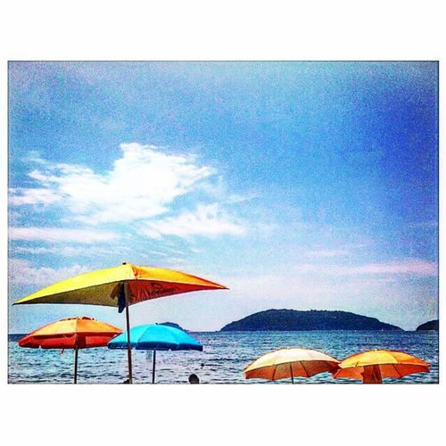 Liguria Italia Italy Ombrelloni Colors Amazing Light Holiday Summer